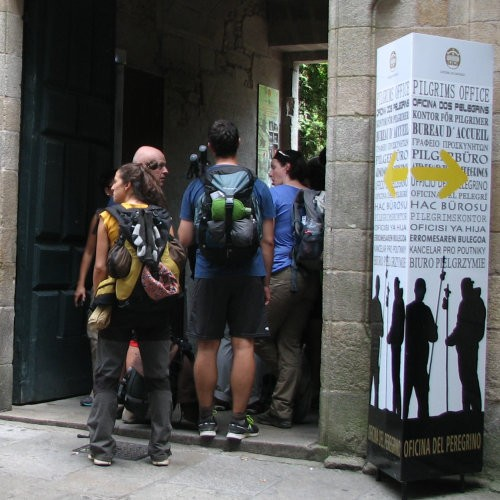 SantiagoPilgrimOffice