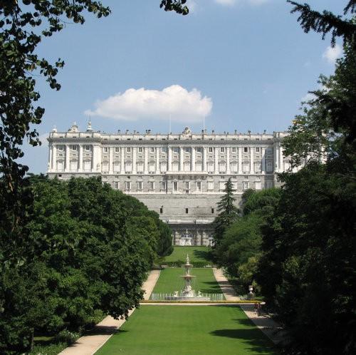 MadridCityPalaceBack