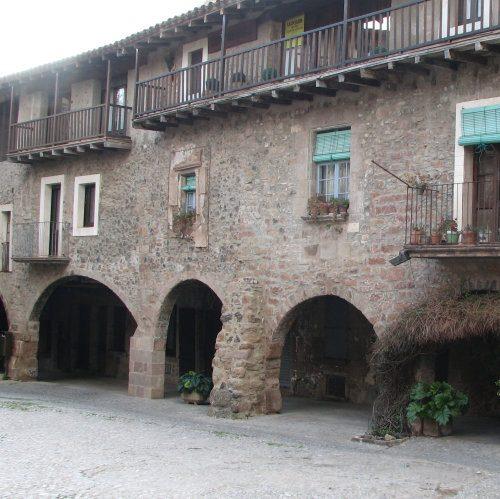 GironaMedievalVillage