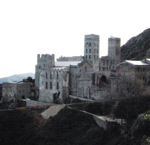 GironaMonasterySanPere