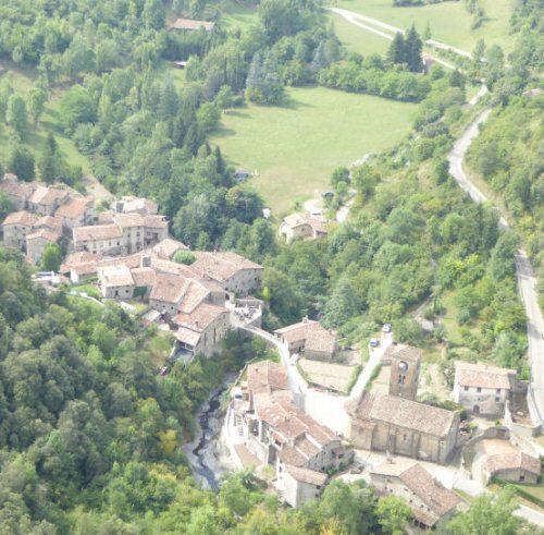 GironaMountainTown